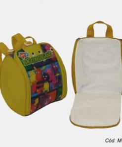 Mochilinha Térmica Infantil Personalizada