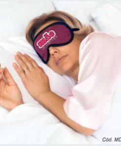 mascara de dormir personalizada para dia das mães